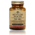 No-Flush Niacin 500 mg Inositol Hexanicotinate -