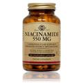 Niacinamide 550 mg -