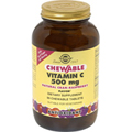 Vitamin C 500 mg Chewable Cran Raspberry Flavor -