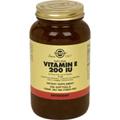 Vitamin E 200 IU Mixed -