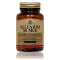 Selenium 50 mcg -