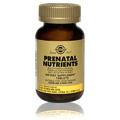 Prenatal Nutrients -
