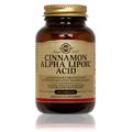 Cinnamon Alpha Lipoic Acid -