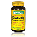 High Potency Diabetic Support Formula -