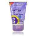 Sun Care SPF 45 Water Resistant -