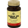 Garlic Oil Perles -