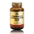 Cinnamon Alpha Lipoic Acid -