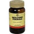 Hematinic Formula -