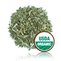 Yerba Mate Leaf Cut & Sifted Organic -