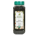 Simply Organic Black Peppercorns Whole