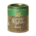 Simply Organic Sweet Basil Leaf Cut & Sifted -
