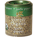 Simply Organic Garlic Pepper 