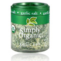 Simply Organic Garlic Salt -