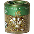 Simply Organic Italian Seasoning -