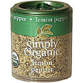 Simply Organic Lemon Pepper -