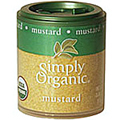 Simply Organic Mustard Seed Ground -