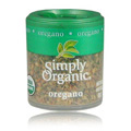 Simply Organic Oregano Leaf Cut & Sifted -