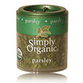 Simply Organic Parsley Leaf Flakes -