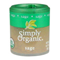 Simply Organic Sage Leaf Ground -