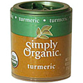 Simply Organic Turmeric Root Ground -