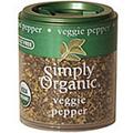 Simply Organic Veggie Pepper