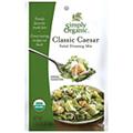 Simply Organic Classic Caesar Dressing -