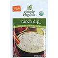 Simply Organic Ranch Dip -