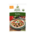 Simply Organic Fajita Seasoning Mix -