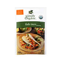 Simply Organic Fish Taco Seasoning Mix -