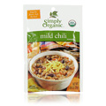 Simply Organic Mild Chili Seasoning Mix -