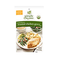 Simply Organic Roasted Chicken Gravy Seasoning Mix -