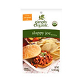 Simply Organic Sloppy Joe Seasoning Mix -