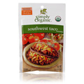 Simply Organic Southwest Taco Seasoning Mix -