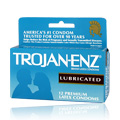 Trojan ENZ Lubricated Condoms -
