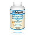 Anti Alcohol Antioxidants with Hepatoprotection