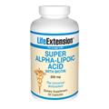 Super Alpha Lipoic Acid with Biotin 250 mg