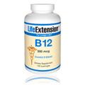 Vitamin B12 500 mcg -