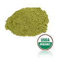 Certified Organic Gotu Kola Leaf Cut & Sifted -