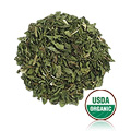 Certified Organic Spearmint Leaf Cut & Sifted -