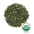 Certified Organic Spearmint Leaf Cut & Sifted -