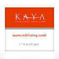 NEEM EXFOLIATING SCRUB -