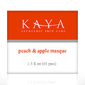 PEACH & APPLE MASQUE -