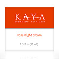 ROSE NIGHT CREAM -
