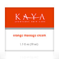 ORANGE MASSAGE CREAM -