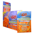 On The Go Drink Mix Orange -