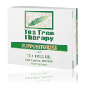 Suppositories with Tea Tree Oil -
