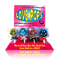 Love Pop Be Mine, red Condom