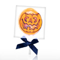 Halloween Pop Orange condom -