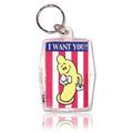 Keyper Keychains Condom ''Jimmy: I want you!'' -
