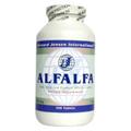 Alfalfa Leaf -